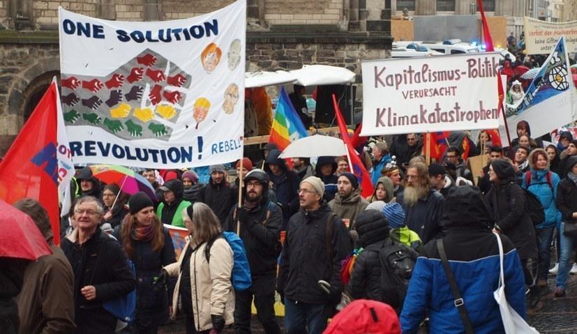 Umweltkampftag am 8. Dezember - Mobilisierung kommt in Schwung