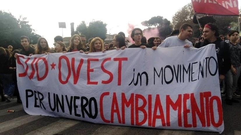 Schüler- und Studenten-Demonstrationen in 70 Städten
