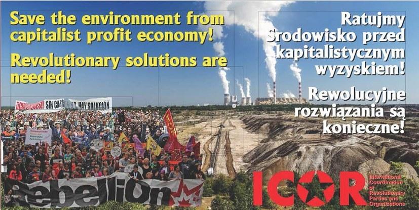 Aktiver Widerstand gegen drohende Umweltkatastrophe!