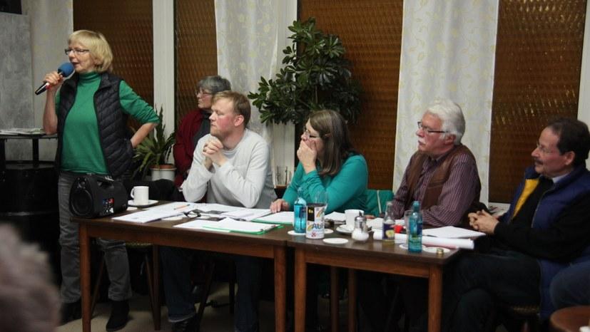 Bemerkenswerte Bürgerversammlung mit 60 Teilnehmerinnen und Teilnehmern