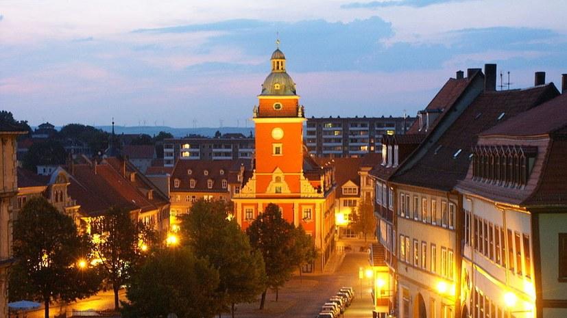 Von Baden-Württemberg aus für zwei Tage nach Gotha