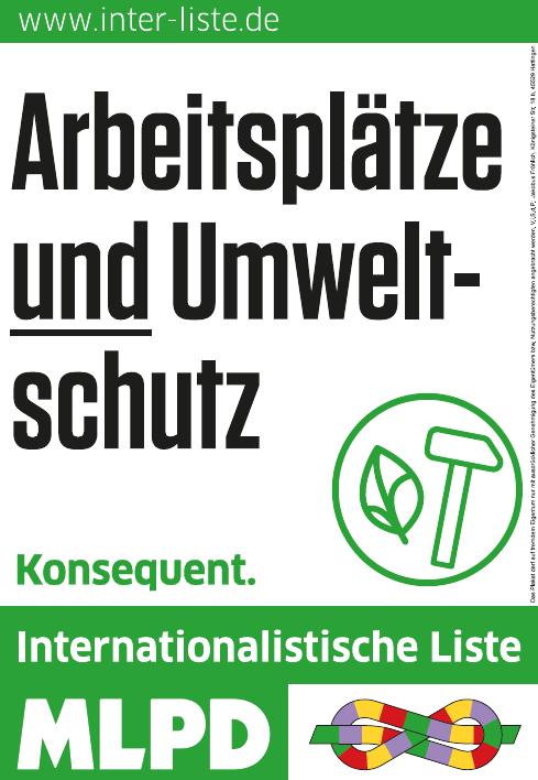 Eine der Kernforderungen des Internationalistischen Bündnisses (grafik: Internationalistisches Bündnis)