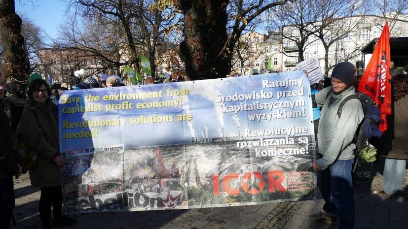 Herbstwetter in der EU - Frühling der Massenbewegungen