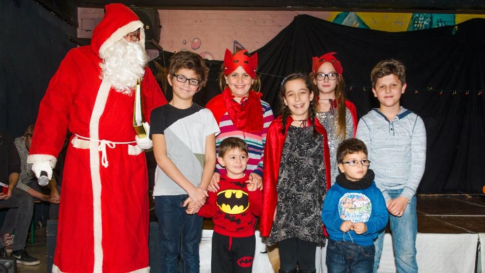 Nikolausfeiern bei REBELL und ROTFÜCHSE
