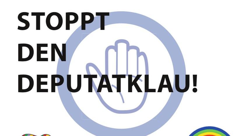 """""""Deputat für Rentner - Recht für alle Bergleute"""""""