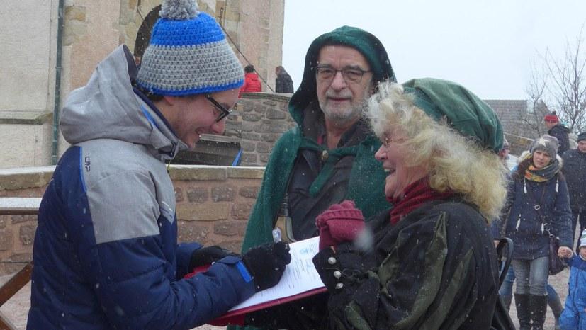Unterschriftensammlung im Wahlkreis Eisenach abgeschlossen