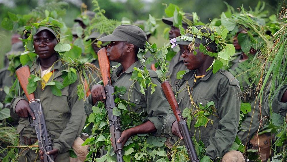 Kabilas Unterdrückungsinstrument Nr. 1 - die Armee (foto: gemeinfrei)