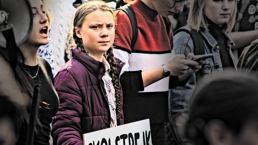Greta Thunberg (foto: stephane_p unter CC BY-NC-ND 2.0)