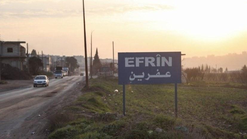Angriffe und Verwüstung in Efrîn