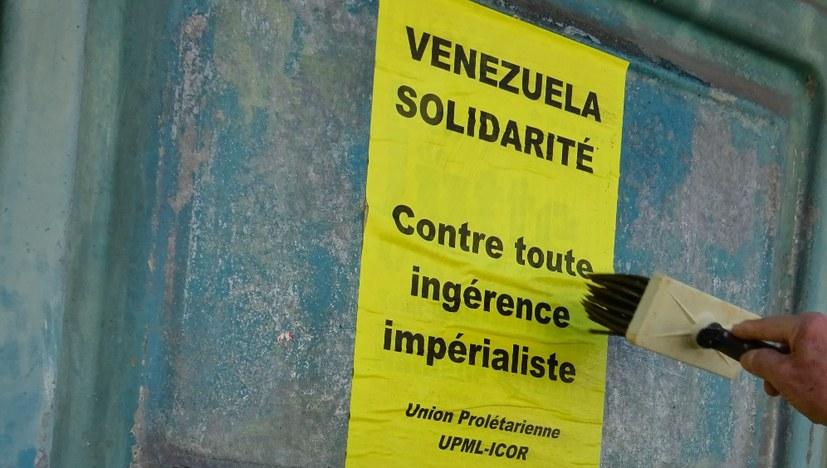Docker in Genua verhindern Waffenexport italienischer Waffen für Saudi-Arabien