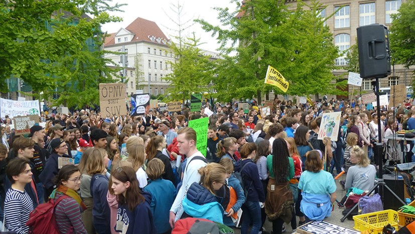 """Fridays for Future"" in Berlin - Wie geht es weiter?"