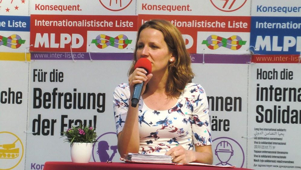 Für radikalen Umweltschutz - Internationalistische Liste / MLPD wählen!