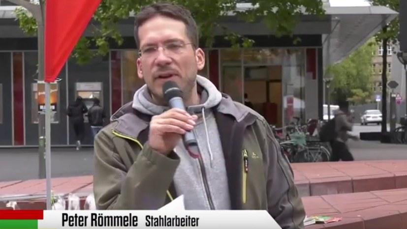 """""""Warum es Sinn macht, die Internationalistische Liste / MLPD ins EU-Parlament zu wählen"""""""