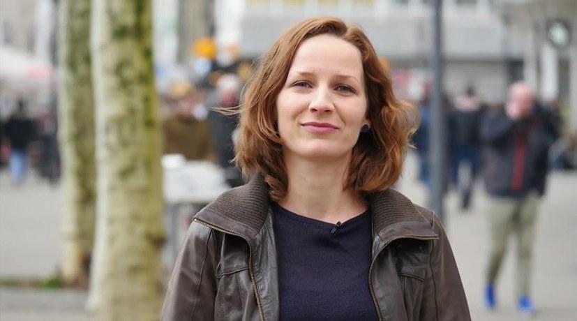 """""""WAZ"""" Gelsenkirchen berichtet über Lisa Gärtner"""