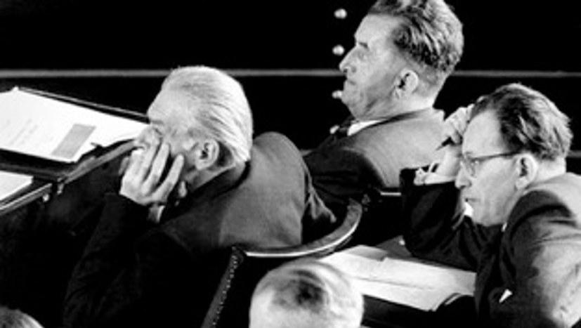 Wie Kommunisten zum Grundgesetz stehen
