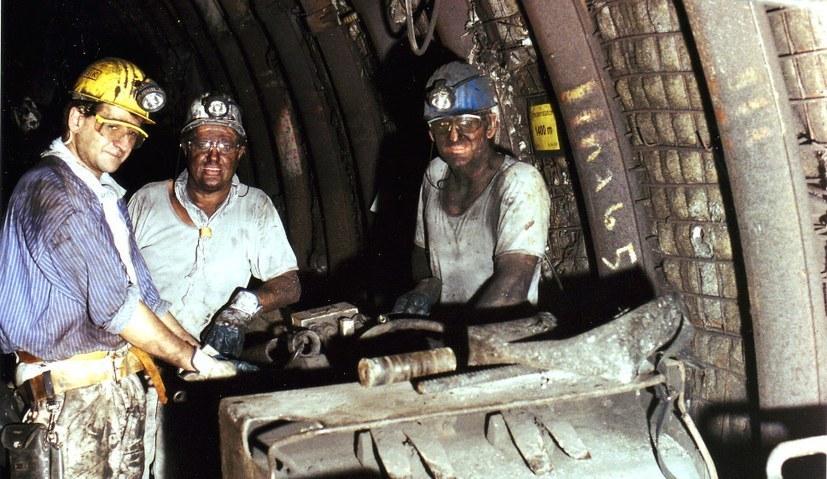 Kampf der Bergleute gegen den Deputatklau – Vorreiter gegen die unsoziale Umverteilung