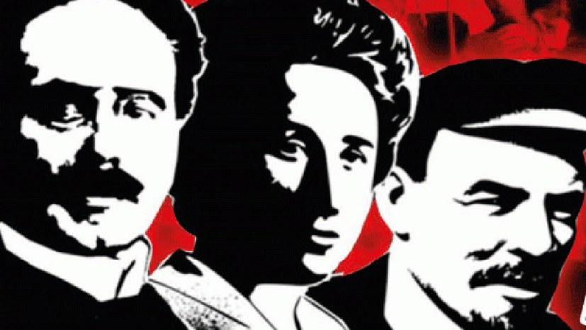 """Nicht entgehen lassen: """"100 Jahre Novemberrevolution – 50 Jahre Parteiaufbau der MLPD!"""""""