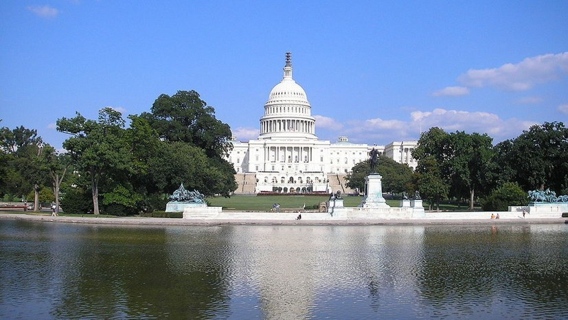 Das Kapitol in Washington (foto: gemeinfrei)