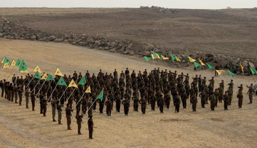 YPG: Türkische Militärdrohne abgeschossen