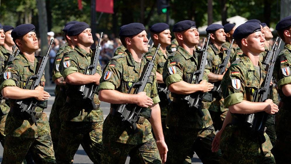 Die Deutsch-Französische Brigade - geht es nach dem Vertrag, wird die militärische Zusammenarbeit weiter ausgebaut (foto: © Marie-Lan Nguyen / Wikimedia Commons (CC BY 2.5))