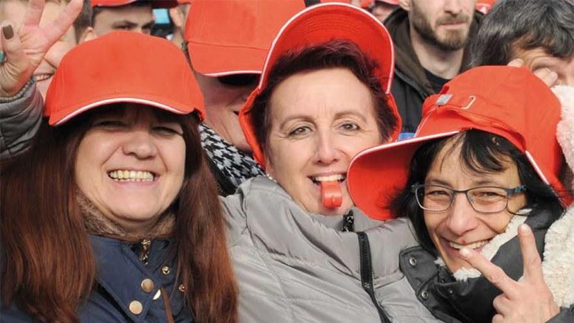 Für die Angleichung in Ost und West - Streik in Leipziger Helios-Kliniken
