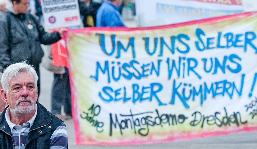 "SPD will Hartz IV ""aufhübschen""!"