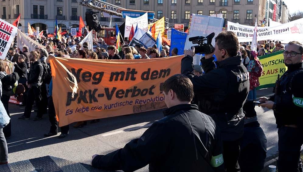 Solidarität mit dem kurdischen Freiheitskampf (rf-foto)