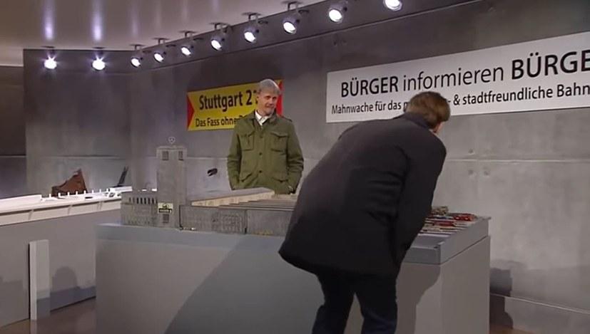 Stuttgart 21 - ungebremst in die Katastrophe