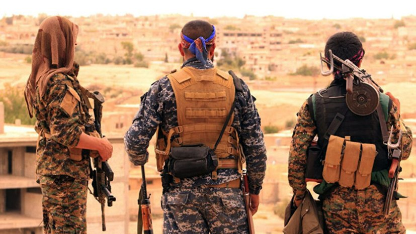 Binnen weniger Tage wird al-Bagouz frei vom IS sein