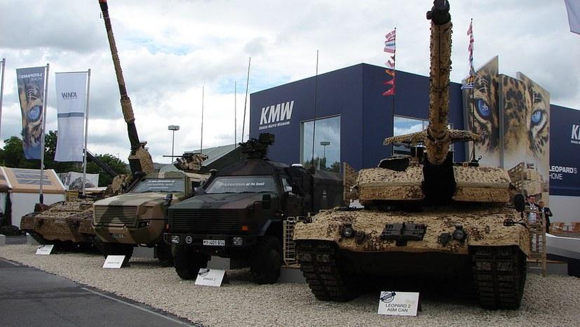 Weitere Militarisierung von EU und NATO