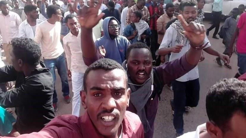 Proteste im Sudan gehen weiter