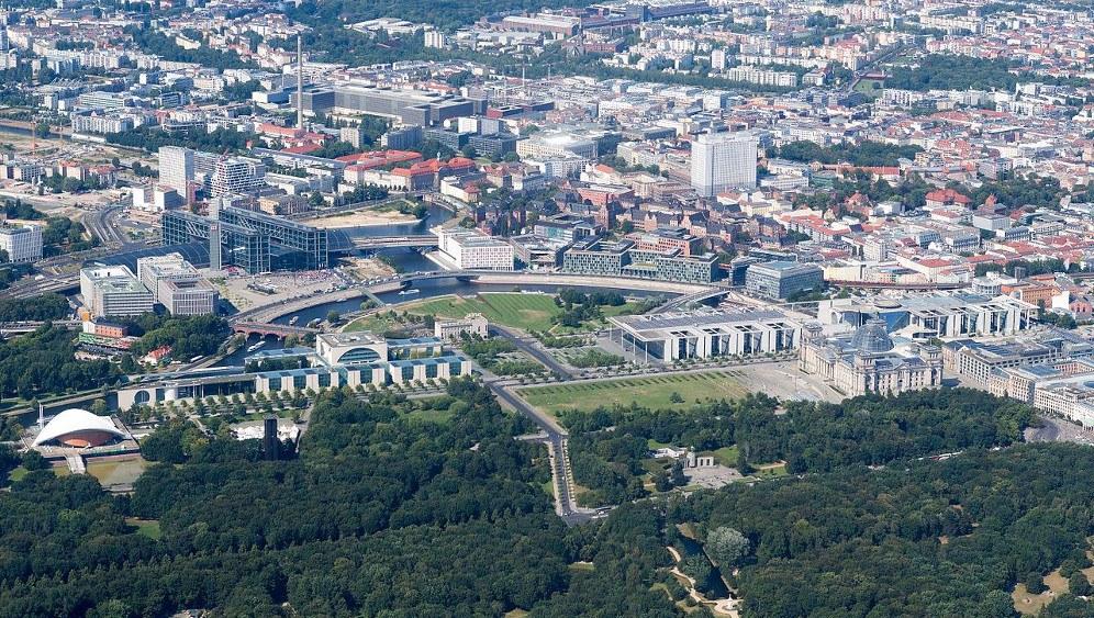 Berliner Regierungsviertel (rf-foto)