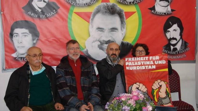 Solidarität mit den Hungerstreikenden der kurdischen Bewegung!