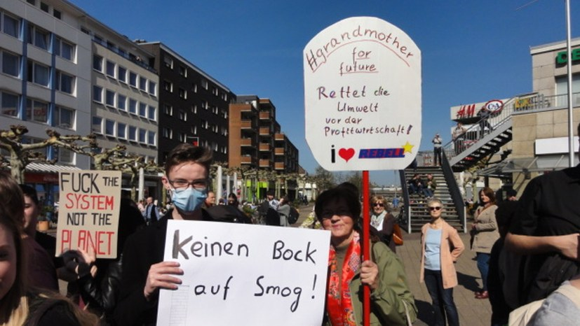 """Fridays for Future: """"Wir protestieren entschieden gegen dieses Vorgehen"""""""