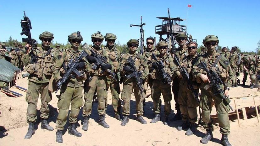 """70 Jahre NATO - aggressives Bündnis mit """"Sprengsätzen"""""""