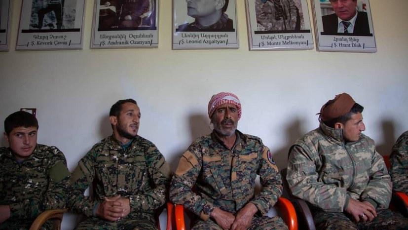 Armenisches Bataillon gegründet