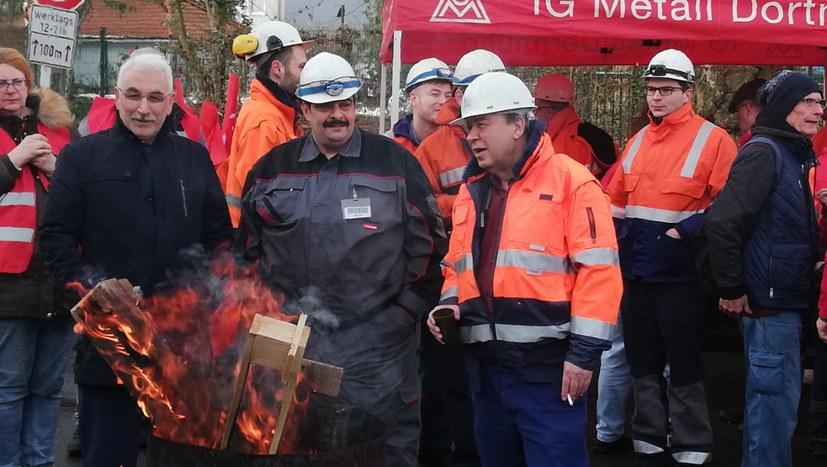 IG-Metall-Kundgebung #FairWandel wirft Klärung grundlegender Fragen auf