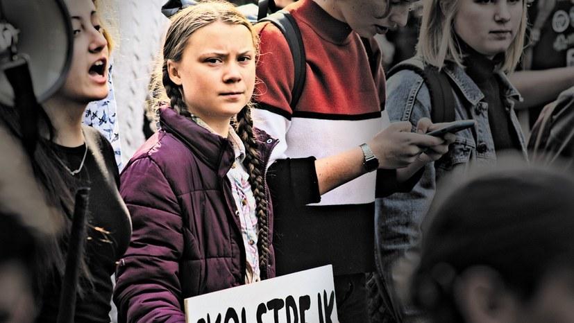 Greta Thunberg – Kapitalismuskritikerin