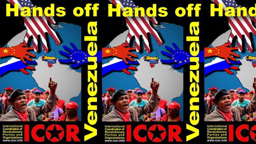 Aufruf der Plataforma Socialista / Golpe de Timón – Venezuela