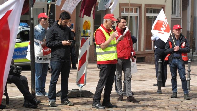 Erster Streik der Belegschaft der SRH Schulen GmbH seit 40 Jahren