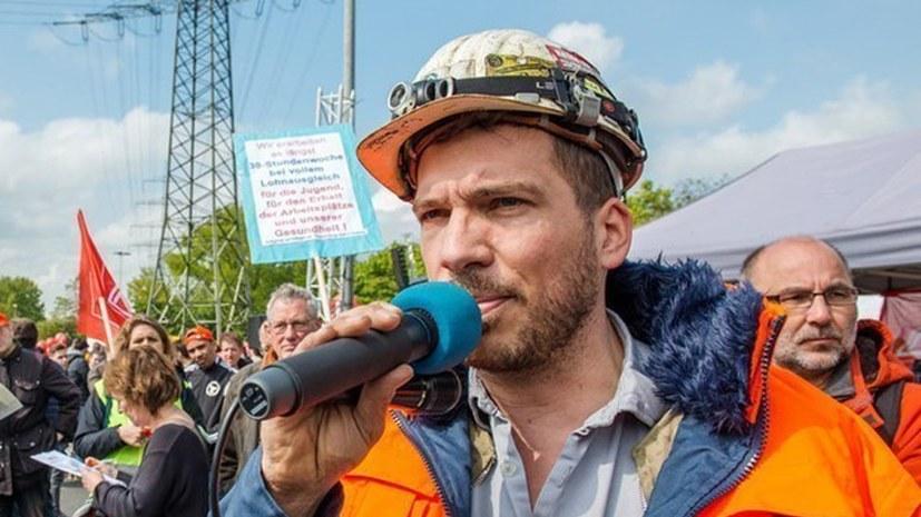 Fusion Thyssenkrupp und Tata Steel geplatzt - Stahlarbeiter herausgefordert