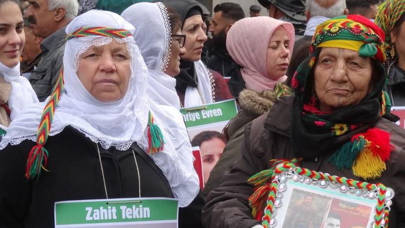 Bundesweite Solidarität mit den 7000 politischen Gefangenen