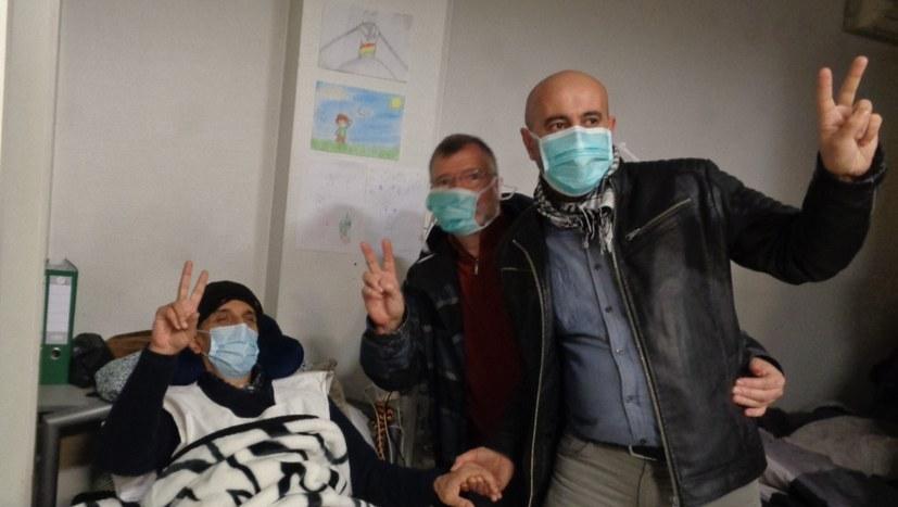 """Erfolgreiches Ende des Hungerstreiks für """"Dialog statt Isolation"""""""