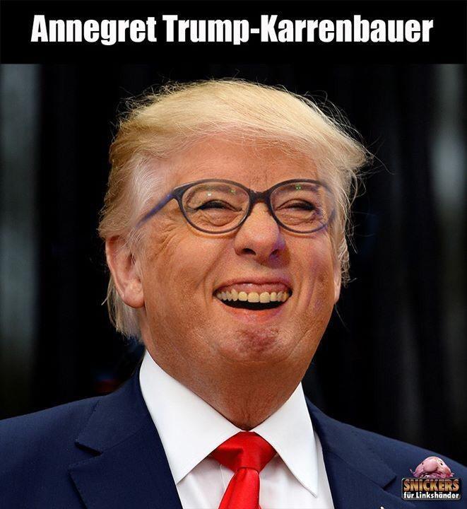Annegret Trump-Karrenbauer