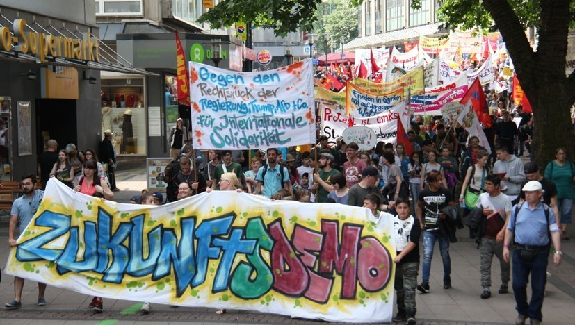 Am kommenden Samstag: Zukunftsdemo in Sonneberg