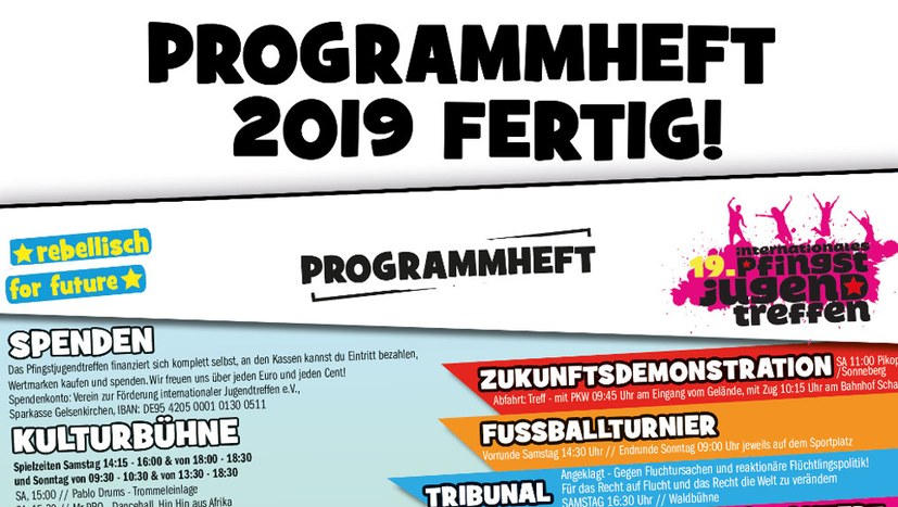Fulminantes Programm – für jeden was dabei