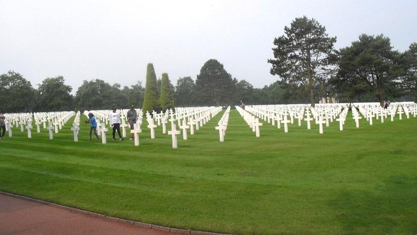 Heuchelei bei Staatsakten zum D-Day 1944