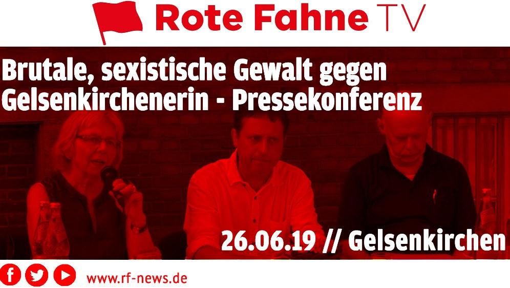 """""""Brutale sexistische Gewalt in Gelsenkirchen"""""""