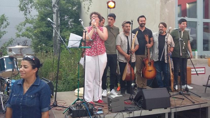 Ein echtes Gemeinschaftswerk - das gut besuchte 11. Neckarfest