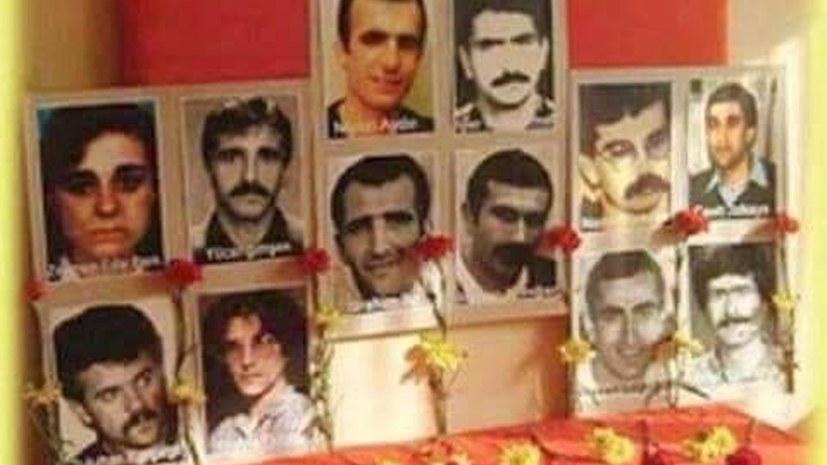 Das Massaker vom 12. Juli 1991